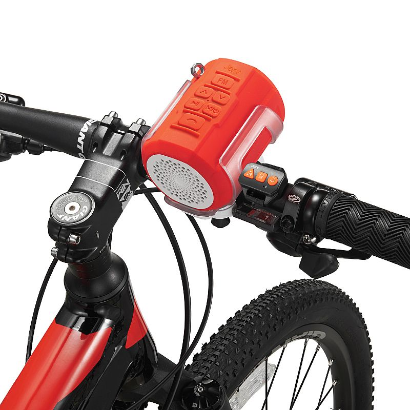 Jarv Big Shot Water Proof Bluetooth Bicycle Speaker With